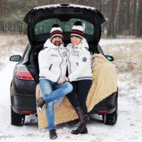 Czy amator fotograf może robić dobre zdjęcia?! | zimowa sesja zdjęciowa